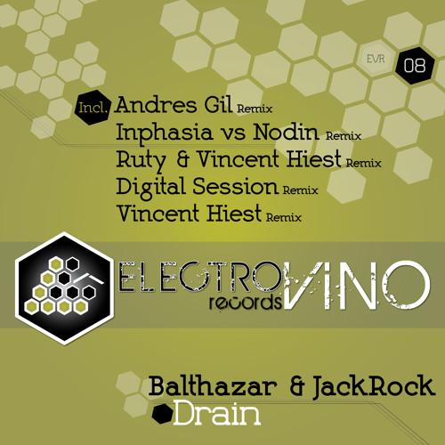 Balthazar & Jackrock - Drain (Inphasia & Nodin Remix) Promo Cut