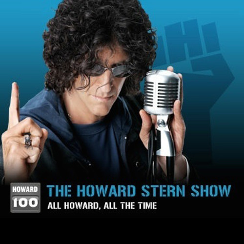 Howard Stern Show: Dan Rather interview
