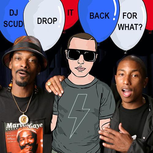 drop it back for what dj snake lil jon vs ac dc vs snoop dogg