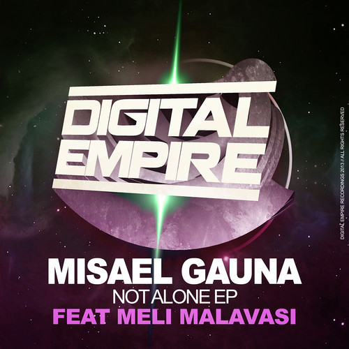 Not Alone by Misael Gauna ft. Meli Malavasi