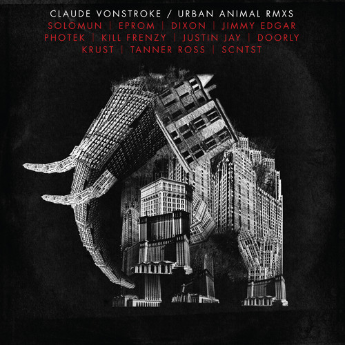 Claude Vonstroke - Sugar & Cinnamon (Justin Jay Remix) - Out Now!