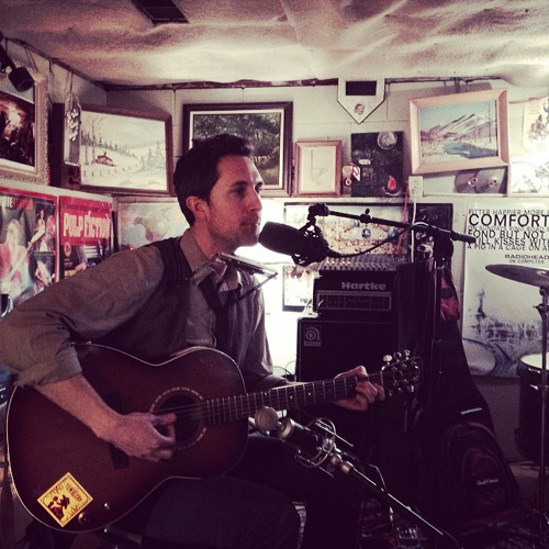 Live at DZ Records (2014)