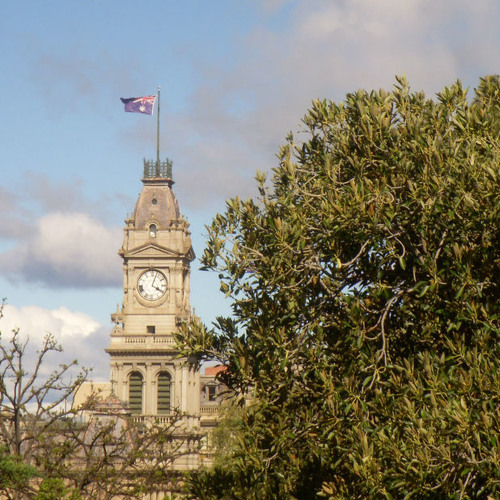 Bendigo: the city in the forest