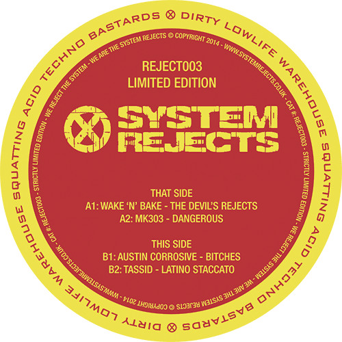 REJECT003-B1 - Austin Corrosive - Bitches (preview)