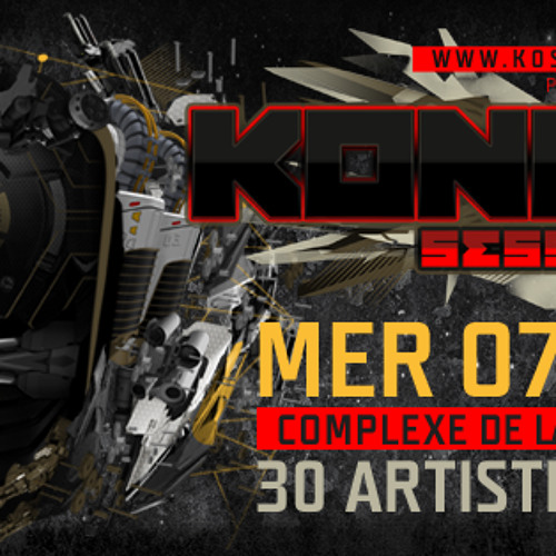 The Punisher KONNECT SESSION 3 promo mix