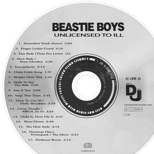 Beastie Boys - Fast Ride / Slow Ride / Brass Monkey (( dB mix ))