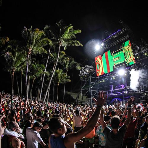 Ummet Ozcan Live at Ultra Music Festival Miami (03-29-2014)