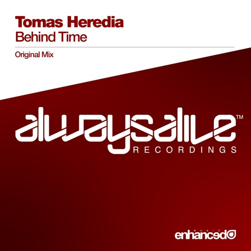 Tomas Heredia - Behind Time (Original Mix) [OUT NOW]