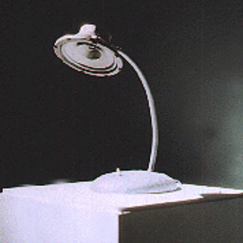Allegorie der Schreibtischlampe