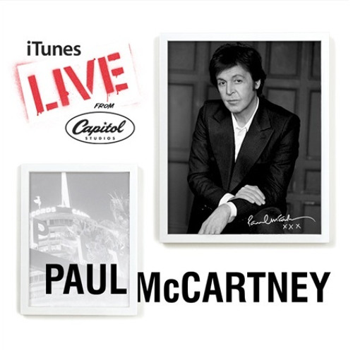 My Valentine (Live) [Taken from 'iTunes Live from Capitol Studios']