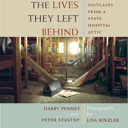 The Lives They Left Behind by Darby Penney and Peter Stastny, Narrated by Alex Paul