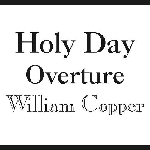 Holy Day Overture for Orchestra www.hartenshield.com/0499A_Holy_Day_Overture.pdf