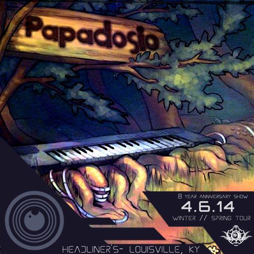 Papadosio - 2014 -04-06 -  Louisville, KY -The Big Smile w/ Rob Compa (Dopapod)