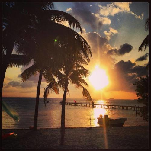 Carmel at I Feel...Playadise - Isla Mujeres, Mexico 2014
