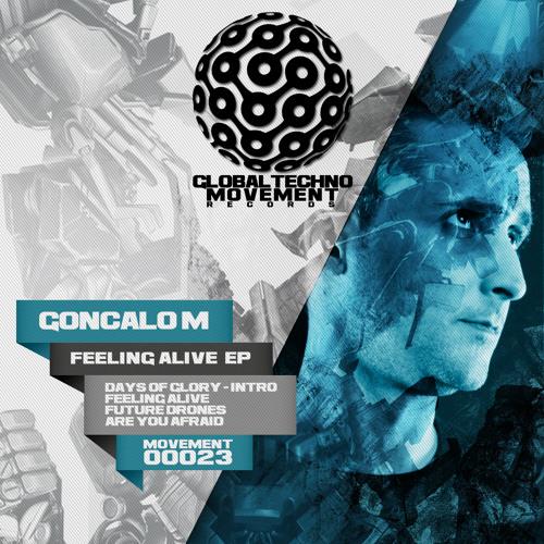 GONCALO M  - Future Drones - Global Techno Movement Rec