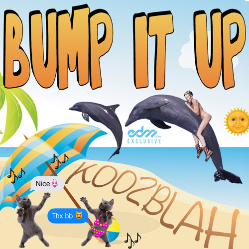 Bump It Up by Koozblah - EDM.com Exclusive