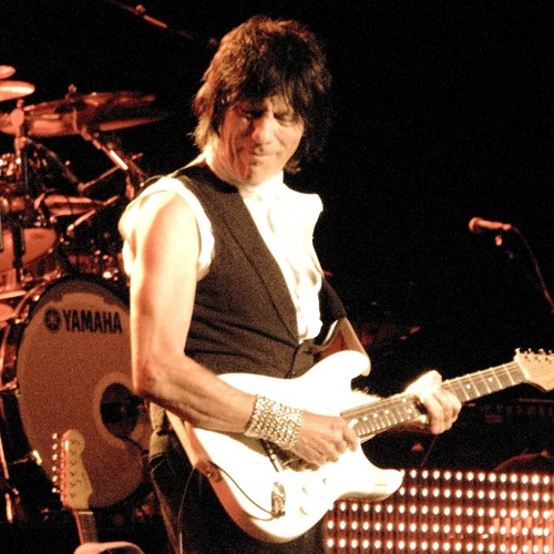 Jeff Beck - Cause We've Ended As Lovers Live