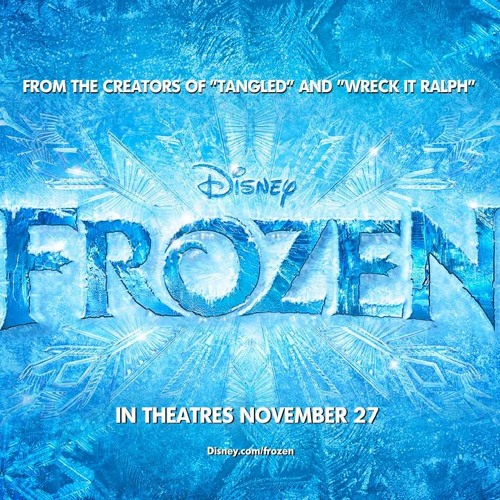 OST Frozen - Let It Go (male version)