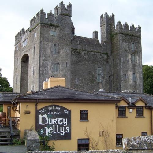 liveIreland Podcast: Bunratty Castle