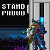 Stardust Crusaders - STAND PROUD (8-bit cover)
