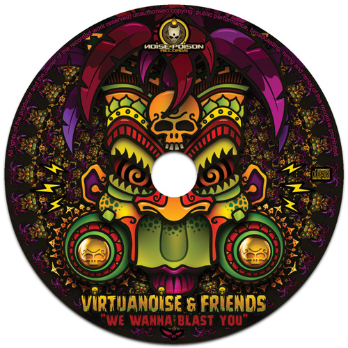 Virtuanoise and Friends We just wanna blast you 2014 previews