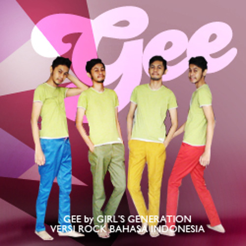 GEE - SNSD versi ROCK BAHASA INDONESIA