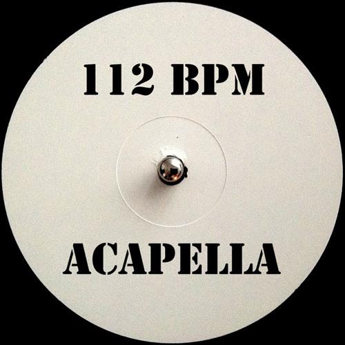 112 bpm - C - You you you - Sanna Hartfield Acapella