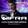 Nifra live recorded set from Transmission The Spiritual Gateway 15.3.2014