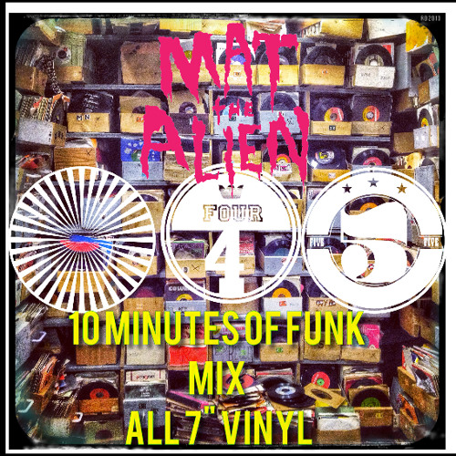 10 Minutes Of Funk Mix All 7 Quot Vinyl Free Download By