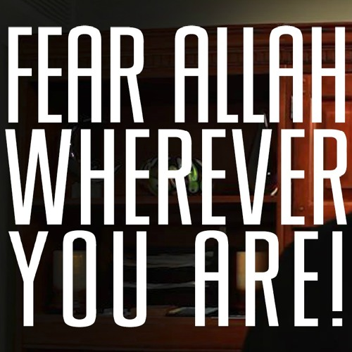 Fear Allah Wherever You Are! ᴴᴰ ┇ Must Watch ┇ by Ustadh Suleiman Salem ┇ TDR Production ┇