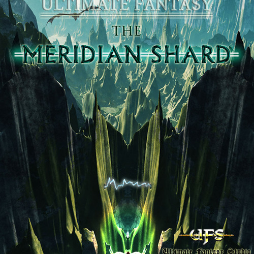 The Meridian Shard - Iron Plateau