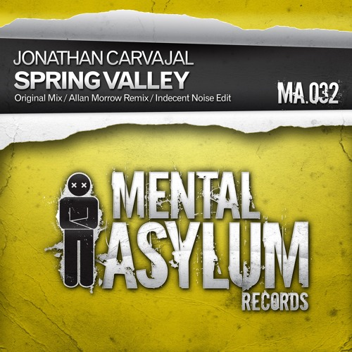 Jonathan Carvajal - Spring Valley (Allan Morrow Remix)