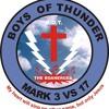 Boys of Thunder- Tora Zita Rake Jesu