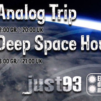 Deep Space House @ Justradio.gr 12-4-2014 [Elektrik Dreams Music Showcase]