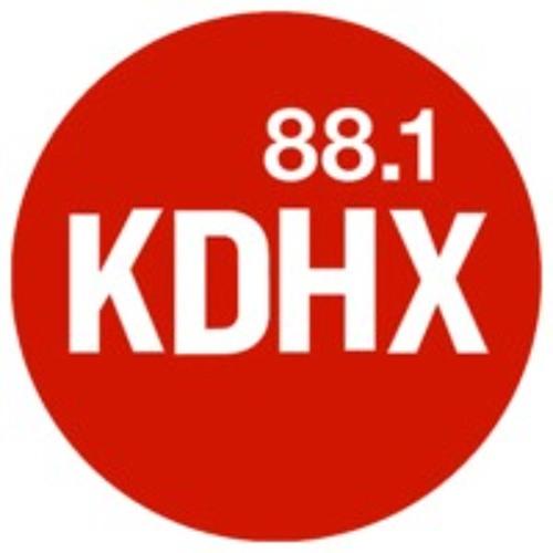 Dave Stone Trio: Live at KDHX 4/12/14