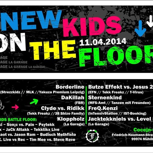 New Kids On The Floor