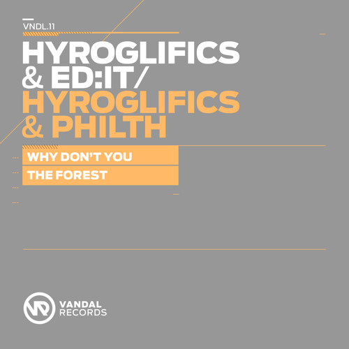 VDL 011 - Hyroglifics & Ed:it - Why Dont You (Original Mix)