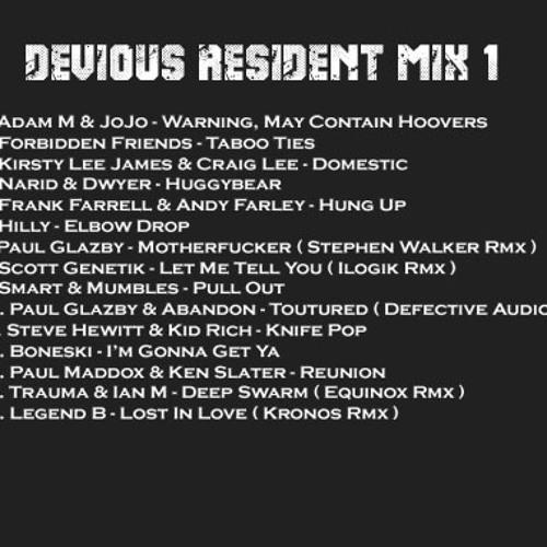 Devious Resident Mix 1