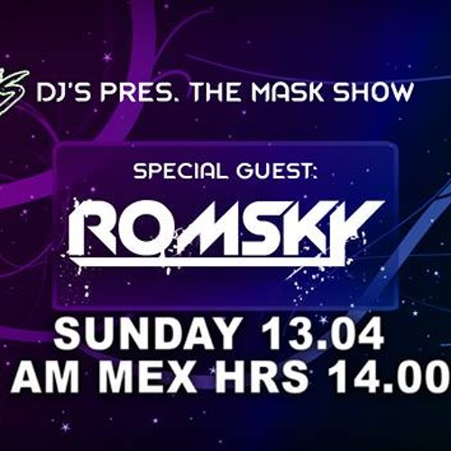 Romsky - 1 Hour Guest Mix Tempo-Radio(The Mask Show With Anonymous)