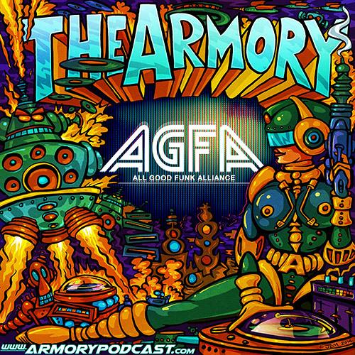 All Good Funk Alliance - Episode 032