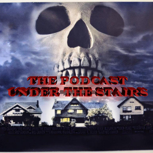 The Podcast Under The Stairs EP 23 - Baz v Horror 7 Found Footage Cannibals (Feat. The Baz)