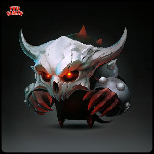 Evil Slayer - Menu (Loop)