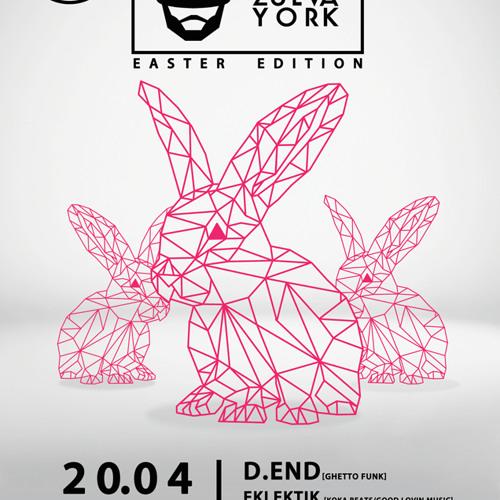 VIVA LA ZUEVA YORK @ SQ Mixed By D.END