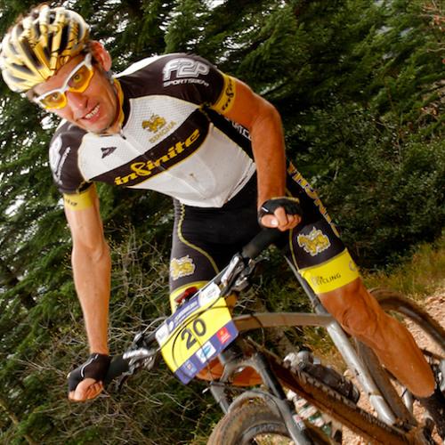 Peter Pouly termine en 14e position du Roc Laissagais 2014