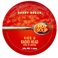 Danny Brown Radio Head Artwork