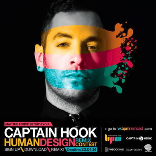 Captain Hook - Human Design (VinShu Remix)