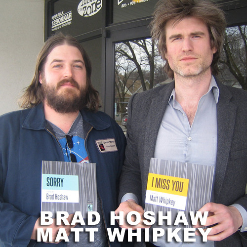 Matt Whipkey & Brad Hoshaw, Record Store Day | The Mulberry Lane Show