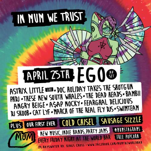 In Mum We Trust - Bands