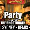 PARTY WITH BHOOTNATH - DJ BALI SYDNEY - REMIX 2014