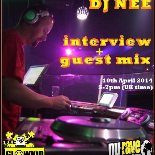 DJ NEE Interview @ GL0WKiD's GenerationX [RadioShow] -10APR2014